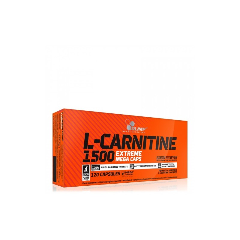 olimp-L-carnitine-1500-120caps