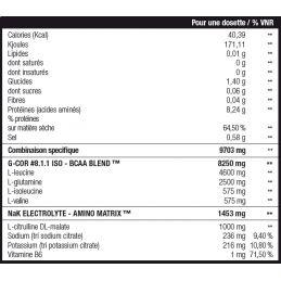 Corgenic-BCAA-Vtype-390g-values