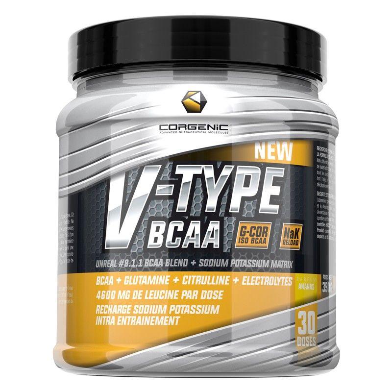 Corgenic-BCAA-Vtype-390g