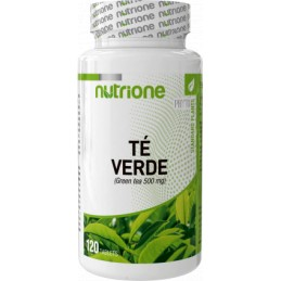 Nutrione green tea 500mg -...
