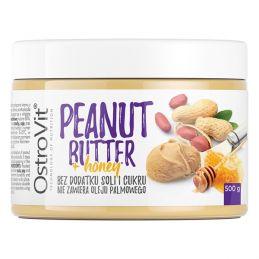 Ostrovit-peanut-butter-honey-500g