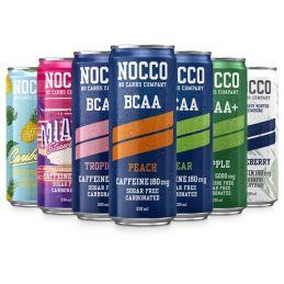 NOCCO Canette BCAA sans...